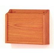Wooden Mallet HIPPAA Compliant Chart Holder; Medium Oak