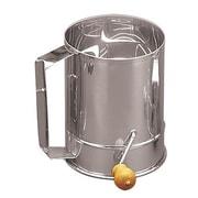Fox Run Craftsmen 4-Cup Stainless steel Flour Sifter