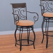 Wildon Home   24'' Swivel Bar Stool