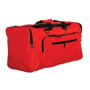 Netpack 21'' Gym Duffel; Red