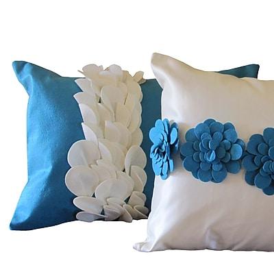 Debage Inc. Breezy Wave Lumbar Pillow