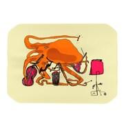 KESS InHouse Playful Octopus Placemat