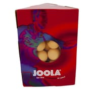 Joola JOOLA Magic 2-Star Training Table Tennis Balls ? 48 Pack - Orange