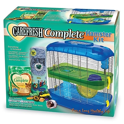 Ware Manufacturing Carefresh Hamster Cage Kit WYF078276186237