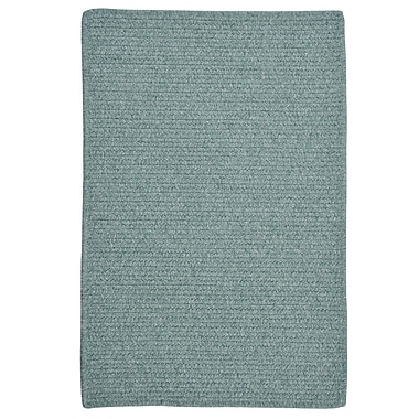 Colonial Mills Westminster Teal Area Rug; Square 8'