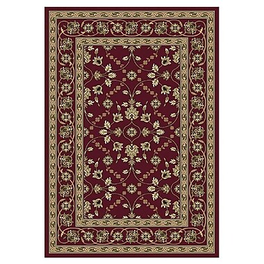 Dynamic Rugs Conway Red Rug; 9'2'' x 12'10''