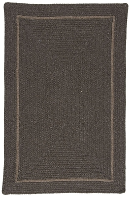 Colonial Mills Shear Natural Rural Earth Area Rug; Rectangle 7' x 9'