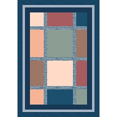 Milliken Pastiche Ababa Royal Rug; Rectangle 3'10'' x 5'4''
