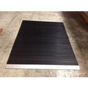 Mats Inc. Ultimate Outdoor Super Sized Aluminum Frame Bristle Doormat