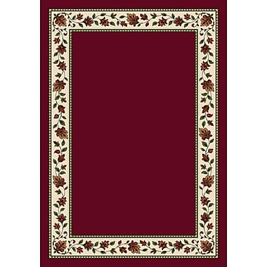 Milliken Signature Symphony Brick Solid Area Rug; Rectangle 2'1'' x 7'8''