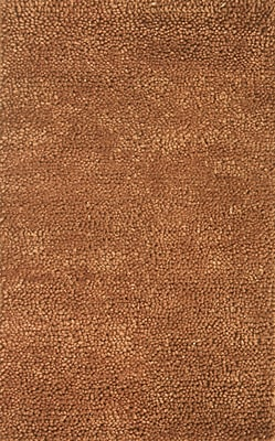 Noble House Spectra Brown Rug; 8' x 11'