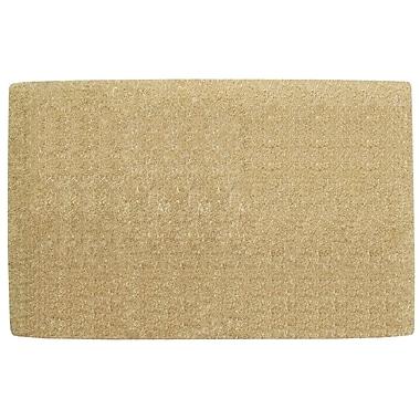 Nedia Home No Border Doormat; 22'' H x 36'' W x 1.5'' D