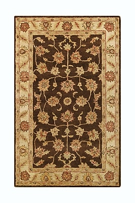 Noble House Golden Brown/Beige Area Rug; Runner 2'3'' x 8'