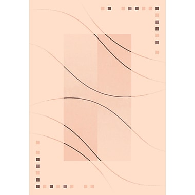 Milliken Pastiche Caliente Alabaster Beige Area Rug; Rectangle 2'8'' x 3'10''