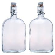 Global Amici Flask 17 Oz. Decanter (Set of 2)