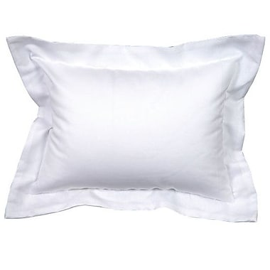 The Pillow Collection Cotton Boudoir/Breakfast Pillow