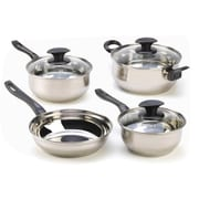 Zingz & Thingz Essential 7-Piece Cookware Set