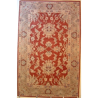 Continental Rug Company Uptown Spice Area Rug; 8' x 11'