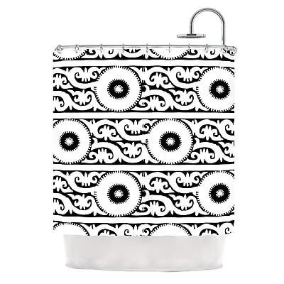 KESS InHouse Samarkand Shower Curtain