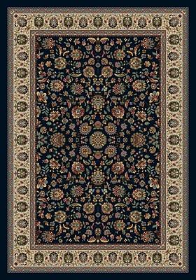 Milliken Signature Persian Palace Sapphire Area Rug; Rectangle 2'1'' x 7'8''