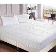 Permafresh Bed Bug & Dust Mite Control Water Resistant Polypropylene Mattress Pad; King