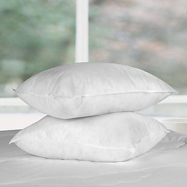 Permafresh Bed Bug & Dust Mite Control Water Resistant Polyfill Pillow; King