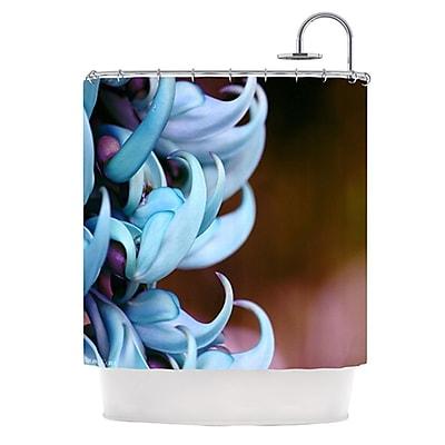 KESS InHouse Bloom Shower Curtain