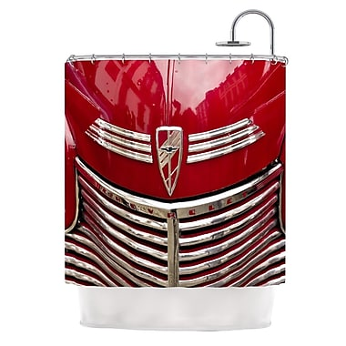 KESS InHouse Chevy Shower Curtain