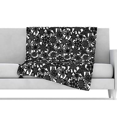 KESS InHouse My Dreams Throw Blanket; 60'' L x 50'' W