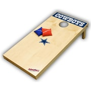 Tailgate Toss NFL Tailgate Toss XL Bean Bag Toss Game; Dallas Cowboys