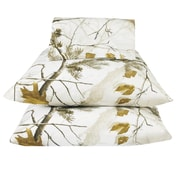 Realtree Realtree Camo Snow Sheet Set; Full