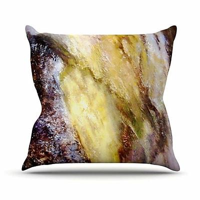 KESS InHouse Georgia Throw Pillow; 20'' H x 20'' W