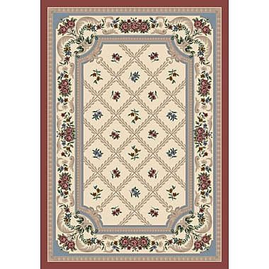 Milliken Signature Vanderbilt Rose Quartz Area Rug; Square 7'7''