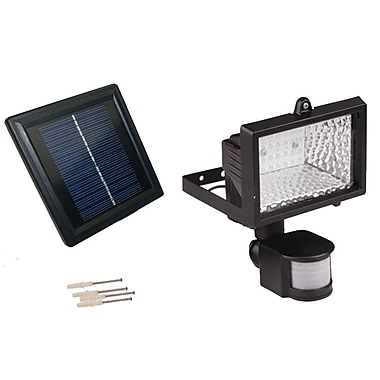 Goes Green Network Solar Goes Green 28-Light LED Flood Light