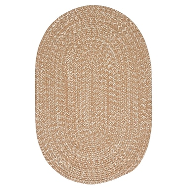 Colonial Mills Tremont Evergold Area Rug; Oval 12' x 15'