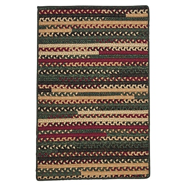 Colonial Mills Market Mix Rectangle Winter Area Rug; Square 10'