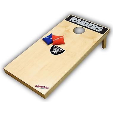 Tailgate Toss NFL XL Bean Bag Toss Game; Oakland Raiders