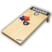 Tailgate Toss NFL Tailgate Toss XL Bean Bag Toss Game; Oakland Raiders