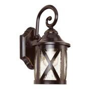 TransGlobe Lighting New England 1-Light Outdoor Wall Lantern