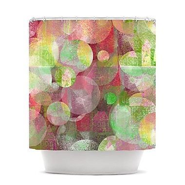 KESS InHouse Dream Place Shower Curtain