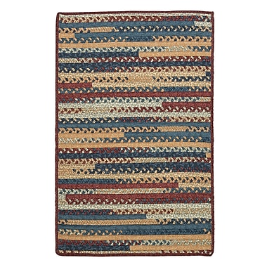 Colonial Mills Market Mix Rectangle Summer Area Rug; Rectangle 12' x 15'