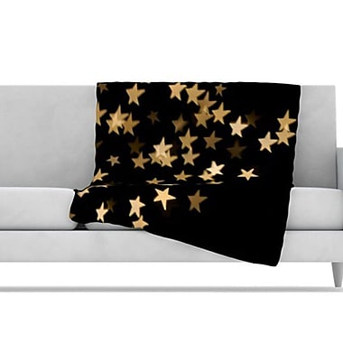 KESS InHouse Twinkle Fleece Throw Blanket; 60'' L x 50'' W
