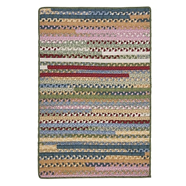 Colonial Mills Market Mix Rectangle Keepsake Area Rug; Square 4'