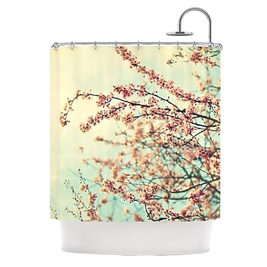 KESS InHouse Take a Rest Shower Curtain
