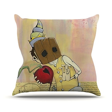 KESS InHouse Thalamus Throw Pillow; 20'' H x 20'' W