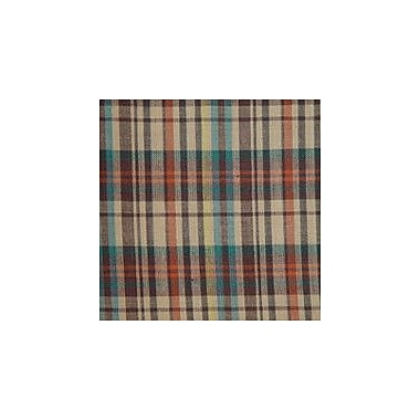 Patch Magic Plaid Bed Skirt / Dust Ruffle; King