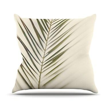 KESS InHouse Fleet Week Throw Pillow; 16'' H x 16'' W