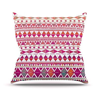 KESS InHouse Summer Breeze Throw Pillow; 26'' H x 26'' W