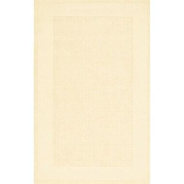 Nourison Westport Hand-Tufted Ivory Area Rug; 3'6'' x 5'6''