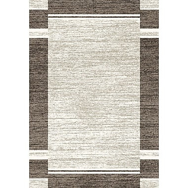 Dynamic Rugs Infinity Silver Area Rug; 7'10'' x 11'2''